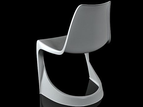 A great 3D model drawing of the 290 dining chair designed by Danish furniture designer Steen Ostergaard this beauty is available for your architect plans and drawings. You can find it here: http://www.designconnected.com/catalog/productslist/search?keywordss=steen+ostergaard The worlds first ever injection molded chair in one piece, designed in 1966, in production again at Nielaus.dk. The perfect dining chair for both inside and outside by the pool or on the porch. Stack-able.