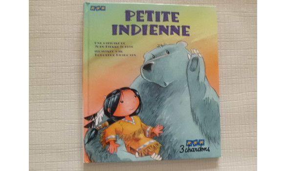 Petite Indienne 3 Chardons Petit Indien Illustrations Chardon