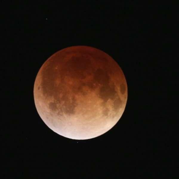 Sigue en vivo el eclipse lunar penumbral hoy 10 de febrero