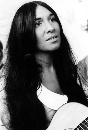 Buffy Sainte-Marie, she is so strong and beauty