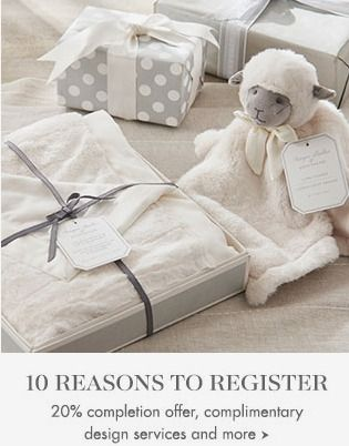 Baby Registry Finder & Online Baby Registry | Pottery Barn Kids