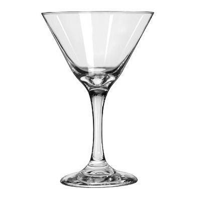 Martini Glass. No need to wash glasses for your special event.  We do the work for you at a great price!  We also offer delivery and pickup for an additional fee depending on the delivery location in the Niagara Region .  Please inquire.