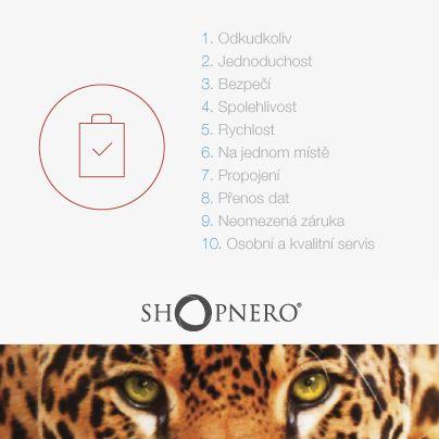 Buďte na cestě k efektivnějšímu podnikání. Toto jsou největší výhody sytému SHOPNERO. https://www.shopnero.cz/vlastnosti-a-ceny #eshop #web