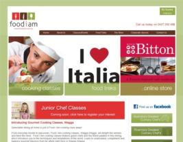 http://www.foodiam.com.au/ Design #090