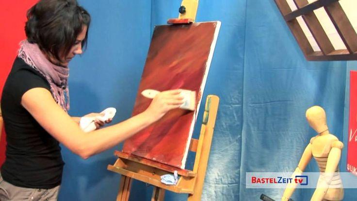 Bastelzeit TV 79 – Gouache