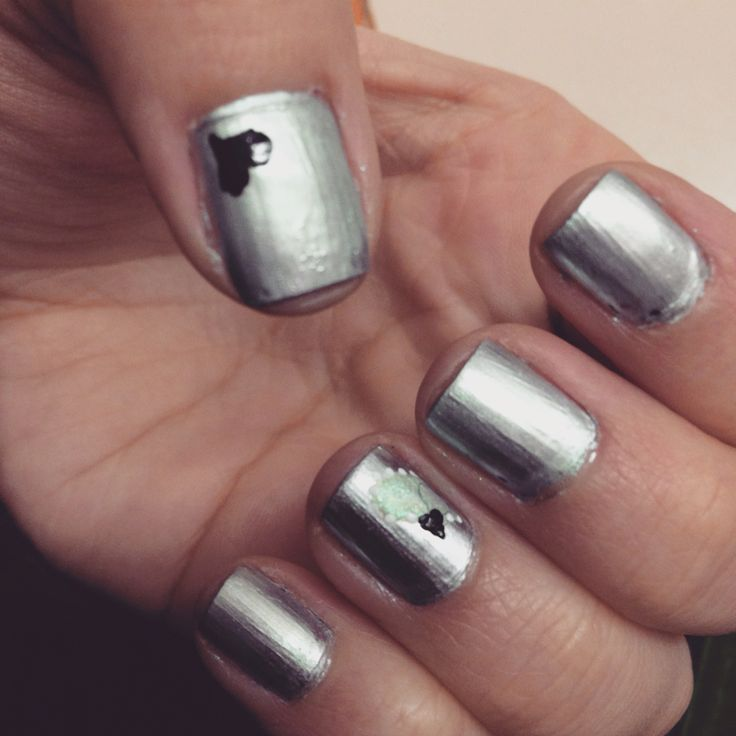 14 best Simple Nail Designs images on Pinterest | Nails design ...