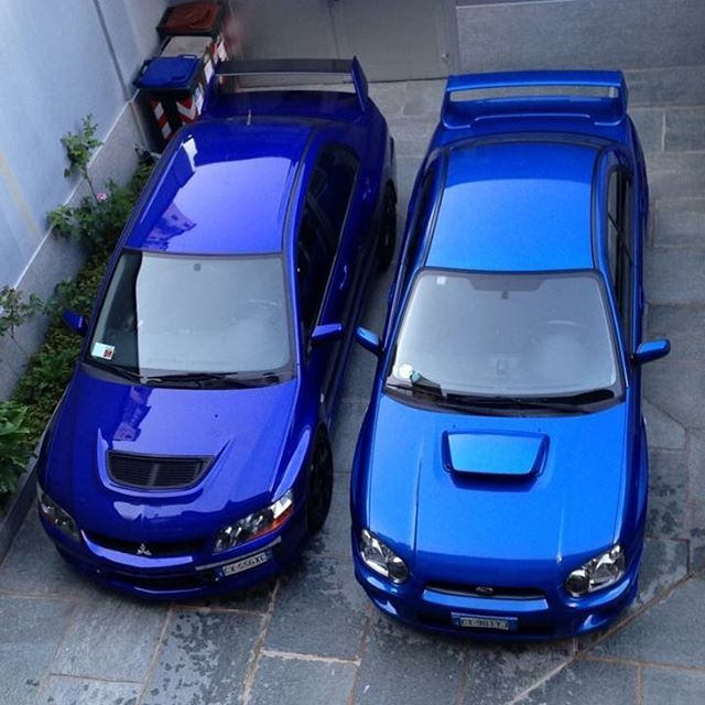 Left or right??? #lovecars #lancer #subaru #F4F #vehicles #exoticcar