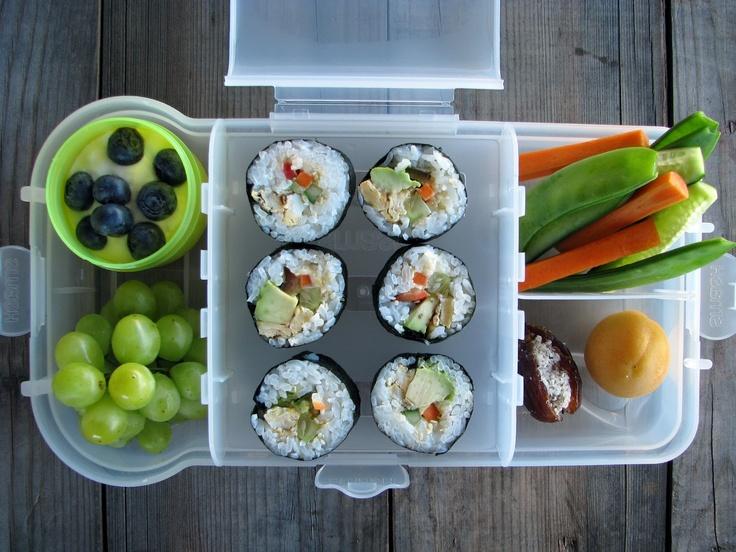my darling lemon thyme: healthy banana, date + orange cookie recipe and kids lunch-box ideas