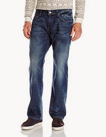 Sale off 40% for 7 For All Mankind Men's Austyn Relaxed Straight-Leg Jean In Deep Creek - Store Online for Your Live and Style