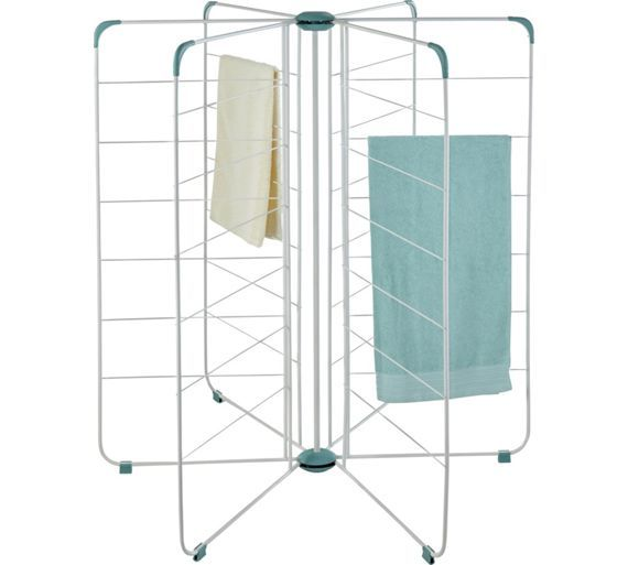 Buy Better Dri Radial Indoor Airer at Argos.co.uk, visit Argos.co.uk to shop online for Washing lines and airers, Laundry and cleaning, Home and garden