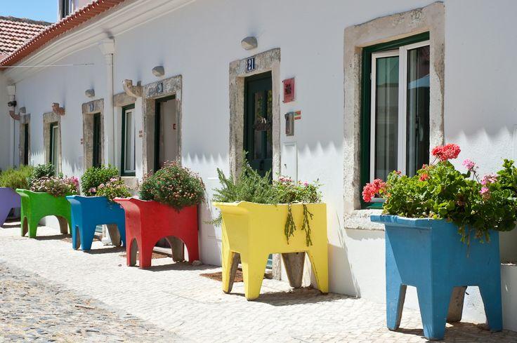 Sympathy and happiness are the colours that represents our Guesthouses.  Simpatia e alegria são as cores que representam a nossa casa.