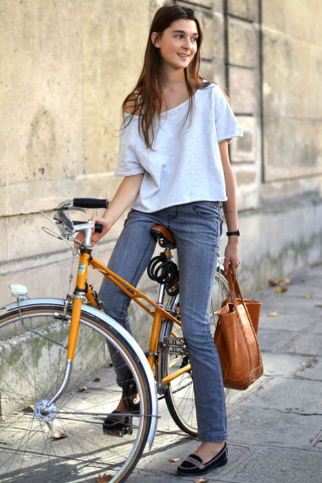 City #bicycling with ease.
