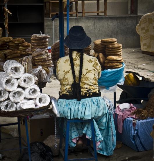 Cholitas | Tacubaya Viaja