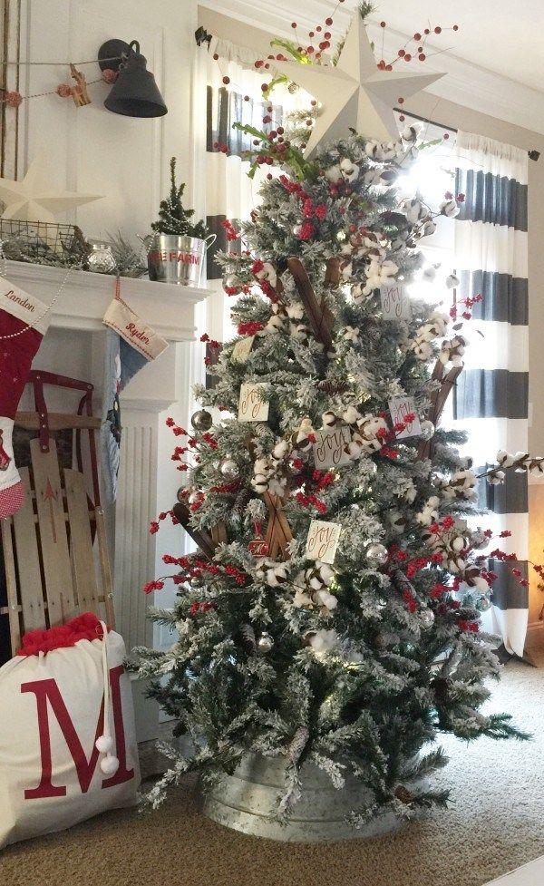 farmhouse-christmas-holiday-home-tree-e1450667964980