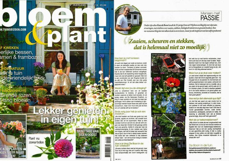 Bloem & Plant mensen met passie mei