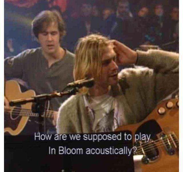 Nirvana - MTV Unplugged