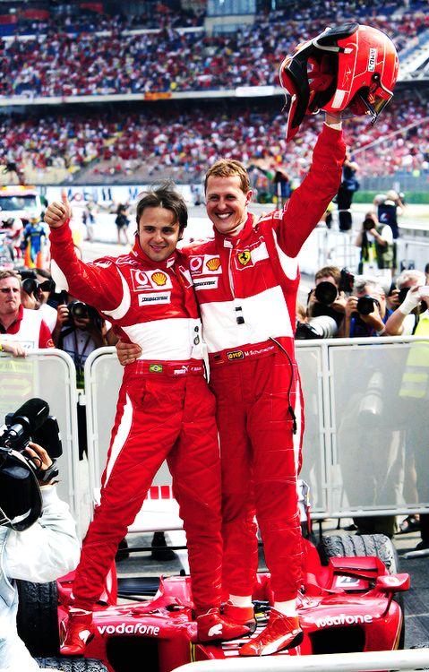 Felipe and Michael