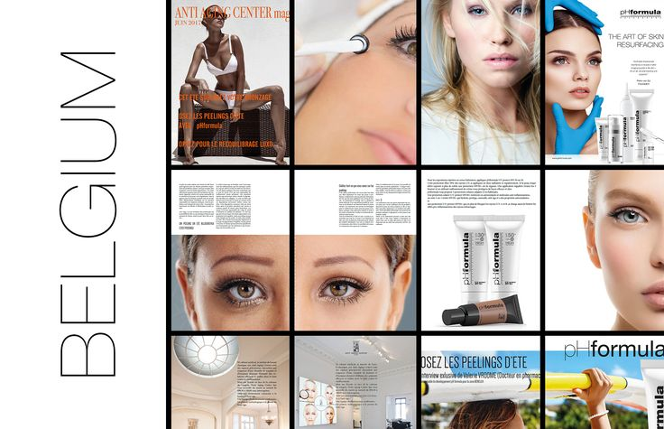 pHformula has been featured continuously in global  publications for their innovative, excellent, result  driven and award winning products and treatments.  This week we feature the Belgian publications #Belgium #innovation #internationalawards