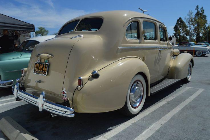 1937 Buick Century Sedan VI by Brooklyn47.deviantart.com on @DeviantArt