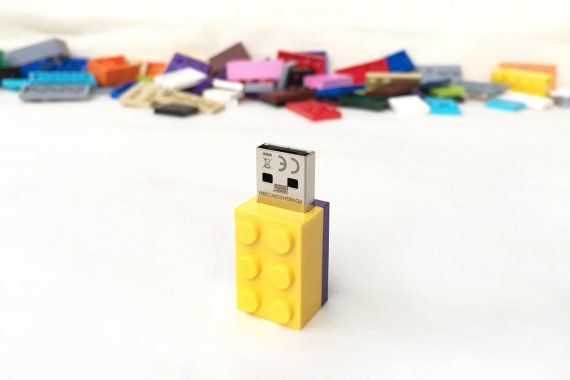 Lego usb flash drive 16GB USB  Memory Stick   Lego® by BatLab
