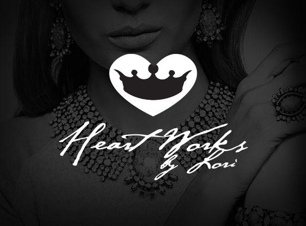 Heart Works Logo #design #logo #axisofevildesign