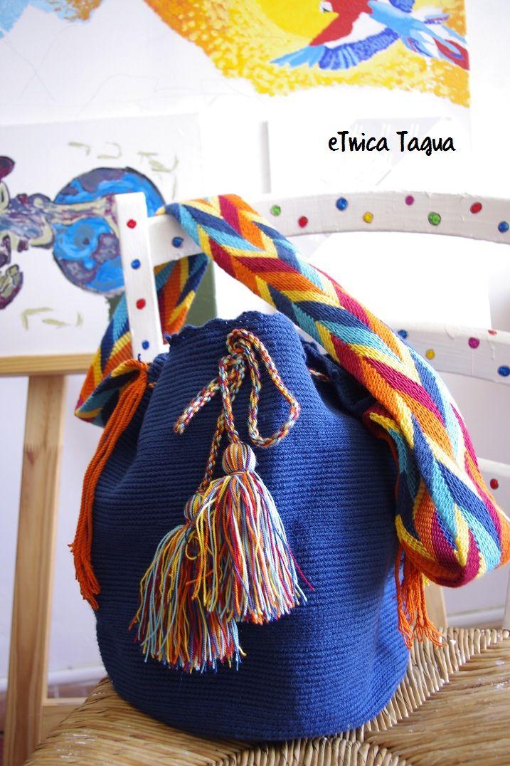 Mochila Wayuu Colombia