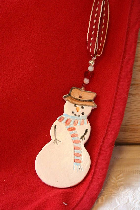 Snowman Christmas Hanging Decoration Christmas Tree Bauble.