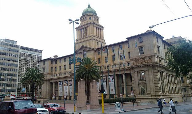 #Travel: Old City Hall, #Johannesburg, #SouthAfrica. The building now houses the Gauteng Legislature.