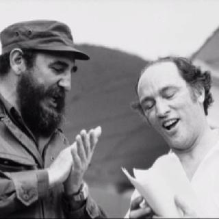 Trudeau and Castro