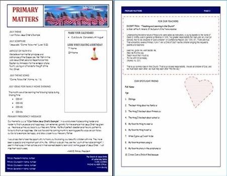 Church Newsletter Circles Purple - Church Newsletter Circles - church newsletter