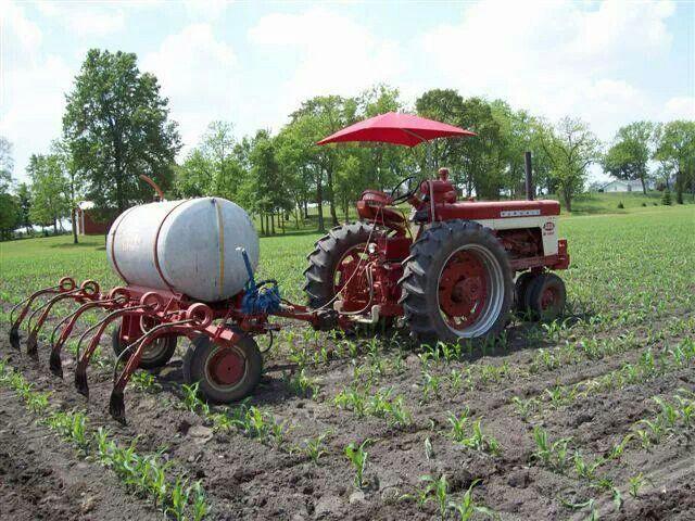 Haha We Have The Same Liquid Fertilizer Aplicator