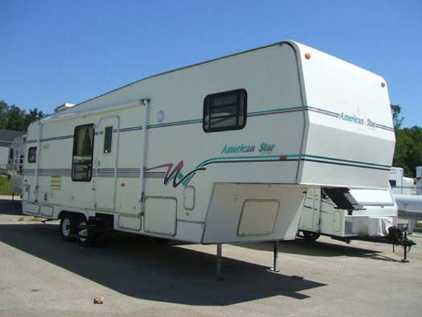 Used 1997 Newmar American star 31rk Fifth wheel in Midland @ http://www.usedrvsusa.com/