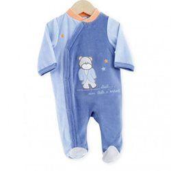 Pyjama naissance bébé garçon Galaxie & Cie LES KINOUSSES