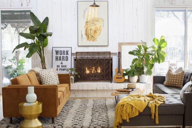 Best 25+ Mustard living rooms ideas on Pinterest | Blue ...