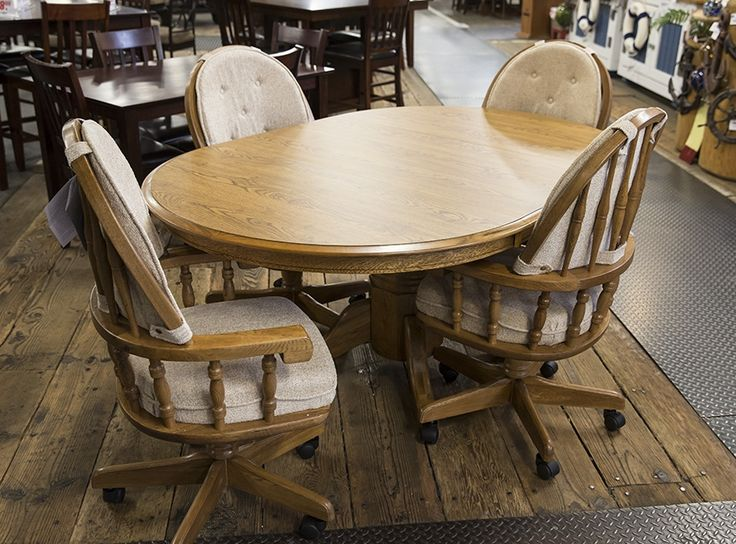 Classic Oak Dining From Intercon