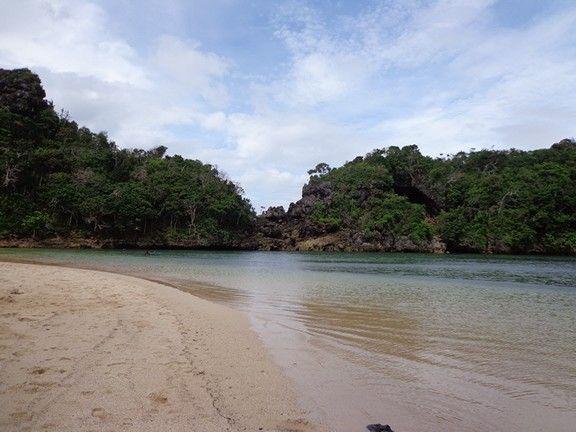 Sempu Island, Malang, East Java, Imdonesia