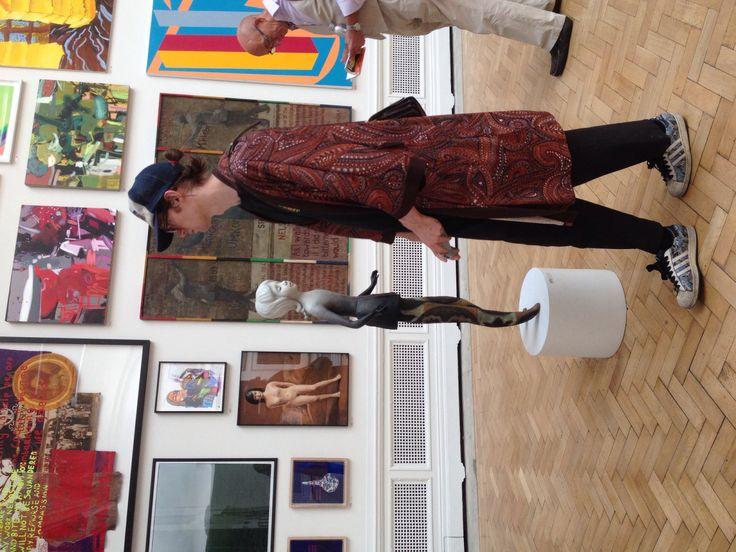 Royal Academy Summer expo by Lenn
