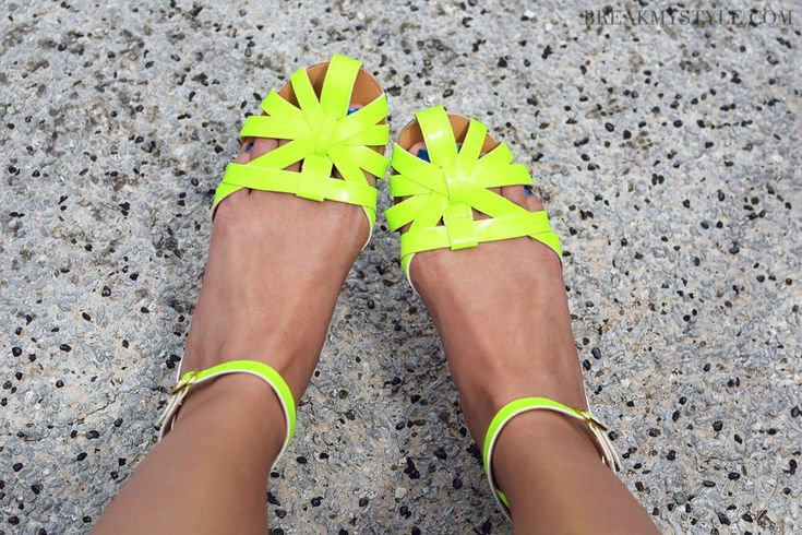 I think it's time to break out the neon sandals  #McCainAllGood