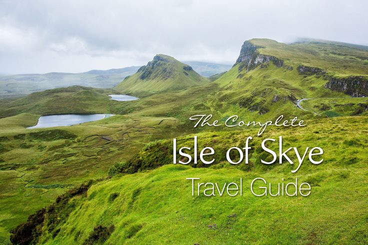 The complete Isle of Skye guide. Everything you need to know to plan the perfect trip to the Isle of Skye, Scotland. Hotel and restaurant recommendations.