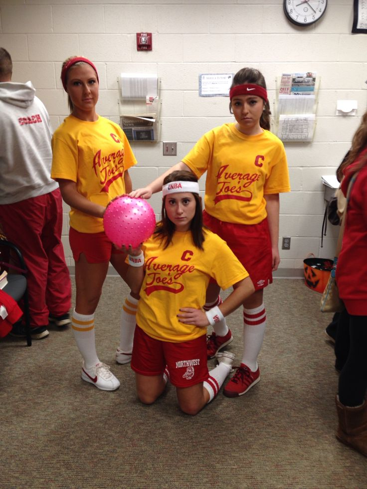 Dodgeball Movie Costumes average joes #d...
