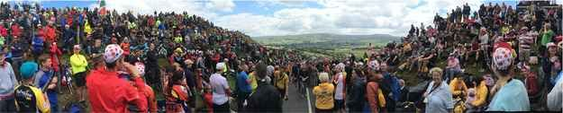 """30 Beautiful Images Of The """"Tour De France"""" In Yorkshire"""