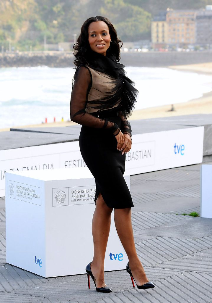 Kerry Washington Photo - 57th San Sebastian Film Festival: Mother and Child Photocall (2009)