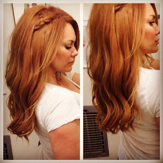137 Best Strawberry Blonde Hair Images On Pinterest Auburn Blonde