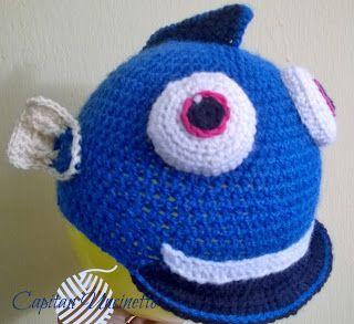 Capitan Uncinetto: Cappello Dory