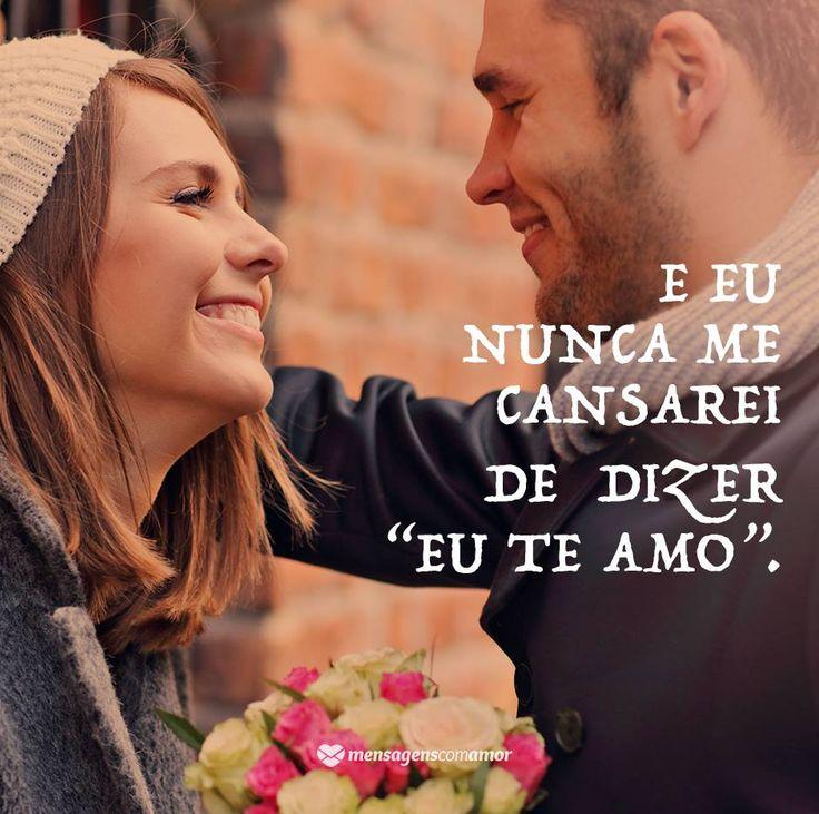 Um amor verdadeiro não se cansa, ele só se fortalece!  https://www.pinterest.com/pin/560698222350170493/