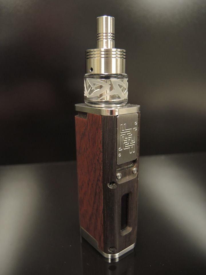 Box Mod from Wood N Breath