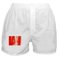 Red Sunrise Boxer Shorts