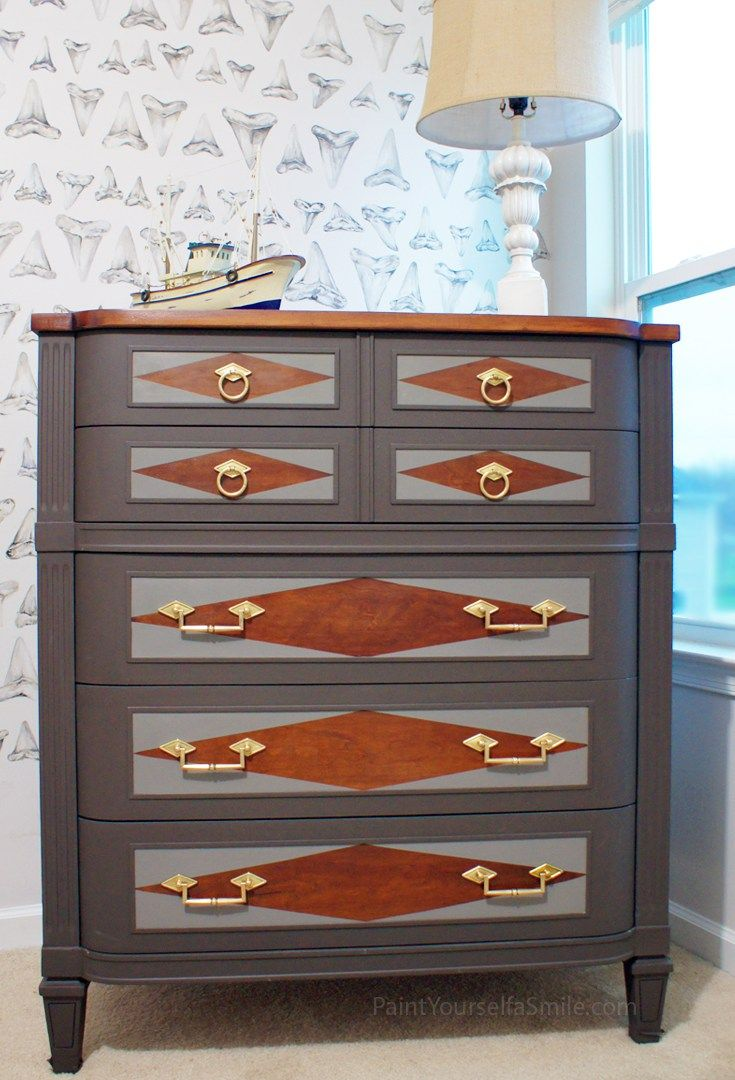 17 Best Images About Painted Furniture On Pinterest Hand