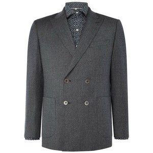 Richard James Mayfair Flannel Edward Suit Jacket