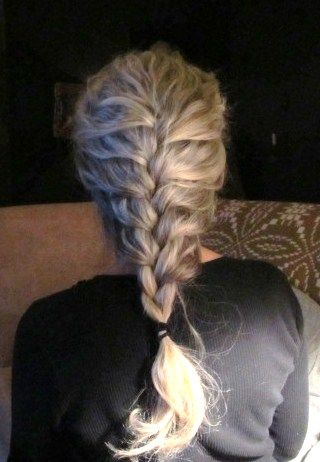 Kitty Kuzak: I have reached my goal of having a long silver braid..stopped coloring 3 years ago this October! Of course I want it longer..to my waist would be great!